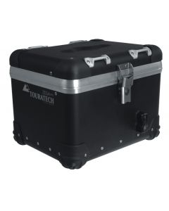 """ZEGA Pro Topcase """"And-Black"""" 38 litres with Rapid-Trap"""