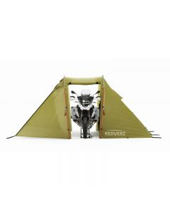Solo Expedition Tent, green