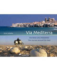 """Book  """"Via Mediterra: journey around the Mediterranean"""" - Dirk Schäfer"""