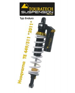 "Touratech Suspension shock absorber for Husqvarna TE 449/511 (2011) type ""Enduro"""