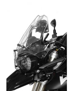 Windscreen Adjuster with GPS Mounting Bar, for Triumph Tiger 800/ 800XC/ 800XCx (-2017)