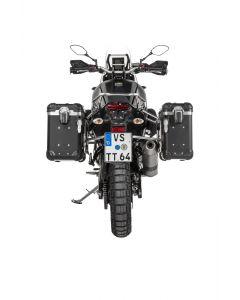 ZEGA Evo aluminium pannier system for Yamaha Tenere 700